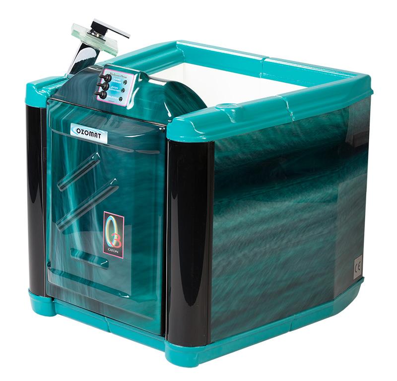 beinbehandlung mit sole und sauerstoff ozon. Black Bedroom Furniture Sets. Home Design Ideas